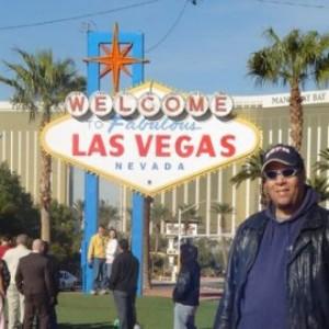 Las Vegas in December