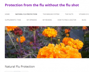 Natural Flu Protection