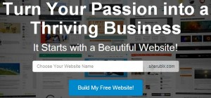 Create a free website