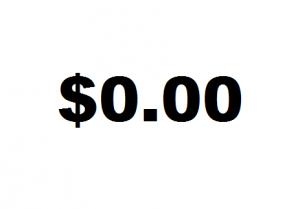 $0.00