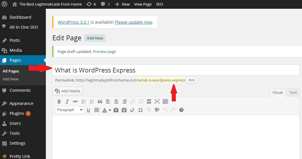 How to Build a Website with WordPress_Page_Editor