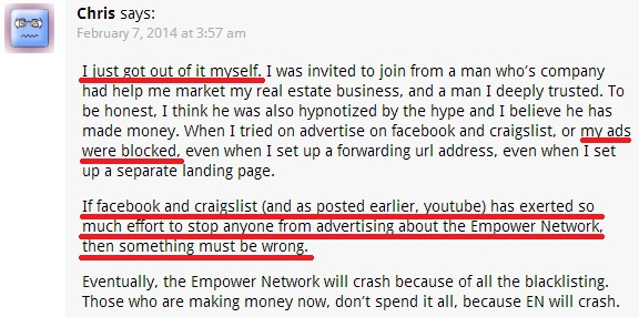 Is Empower Network a Scam 3
