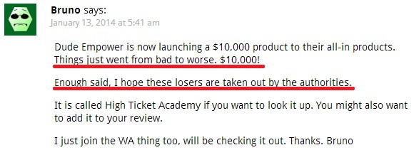 Is Empower Network a Scam 4