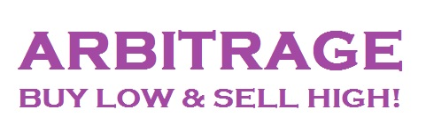 Arbitrage_Buy Low & Sell High