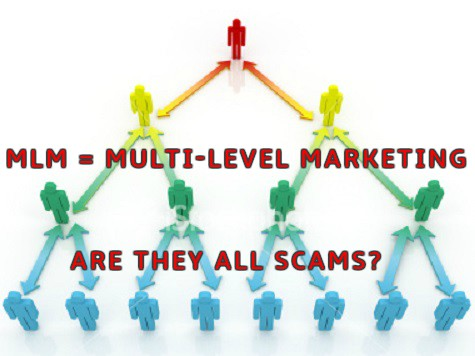Is an MLM a Scam_Recruitment Structure