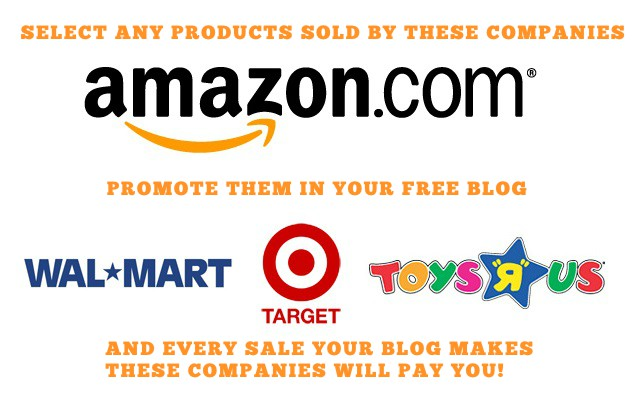 Make money in affiliate marketing