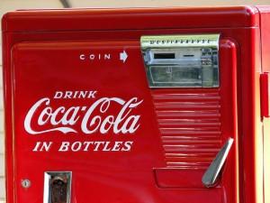 old coca-cola machines