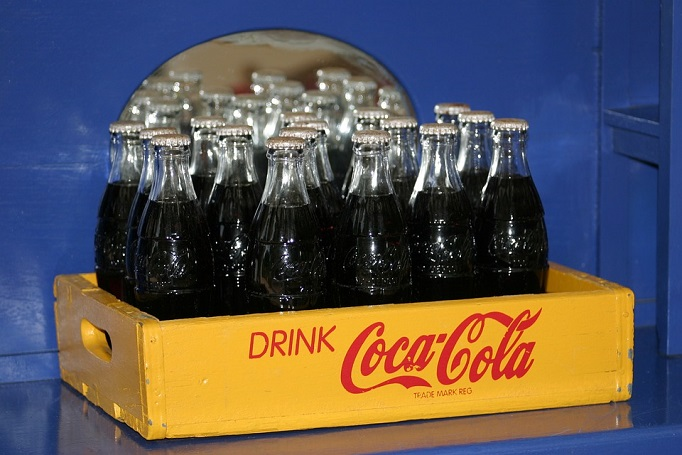 vintage coca-cola collectibles