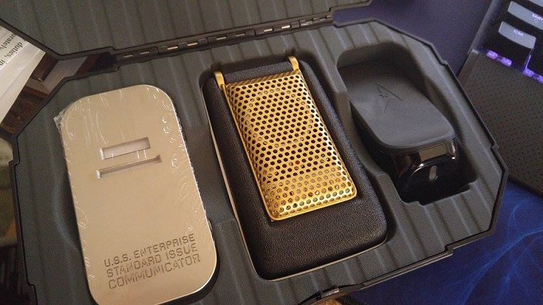 Star Trek items for sale - Bluetooth Communicator