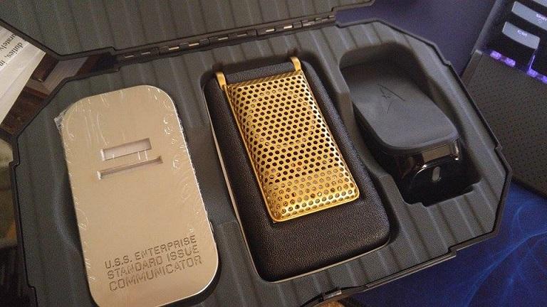Star Trek items for sale - Bluetooth Communicator
