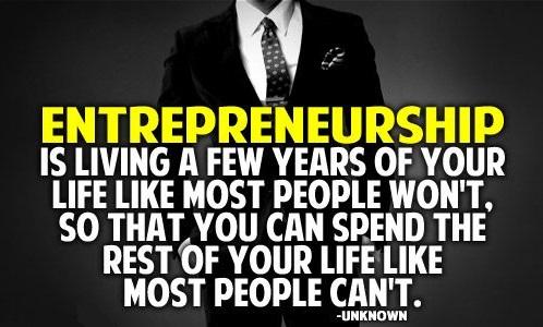meaning of entrepreneurship