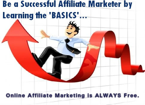 learn the basics of affiliate marketing