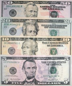 How to Make Extra Money from Home U.S. Paper Money