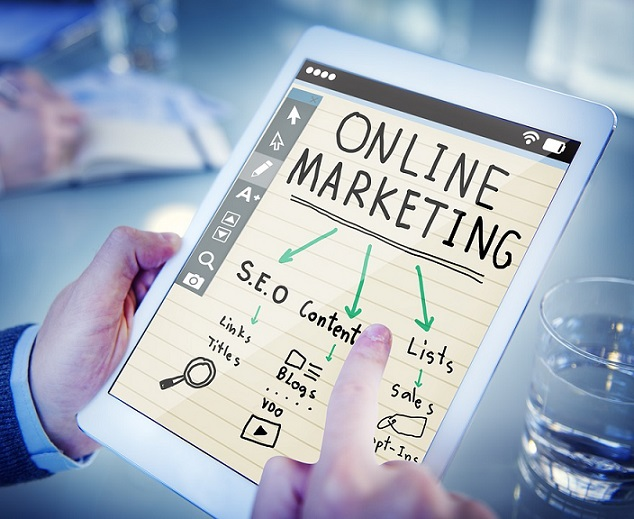 SEO and Content produces Online Marketing sales