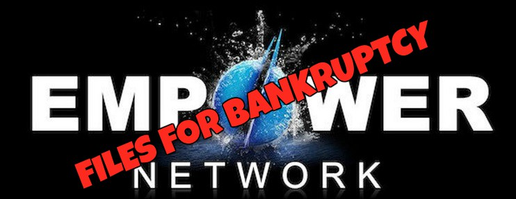 The Empower Network Files For Bankruptcy