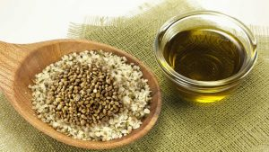 Hemp seed products for consumption