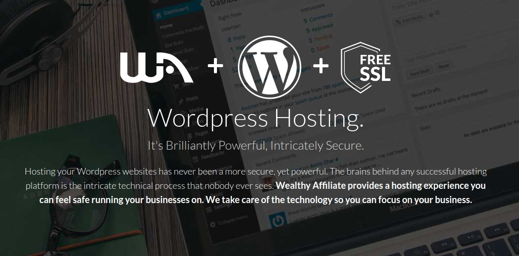 What is Wealthy Affiliate About? One of the best managed WordPress hosting platforms providing Free SSL