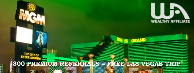 Wealthy Affiliate Las Vegas Conference 2018