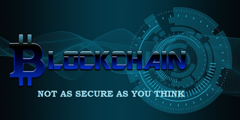 Blockchain is not secure and can be hacked
