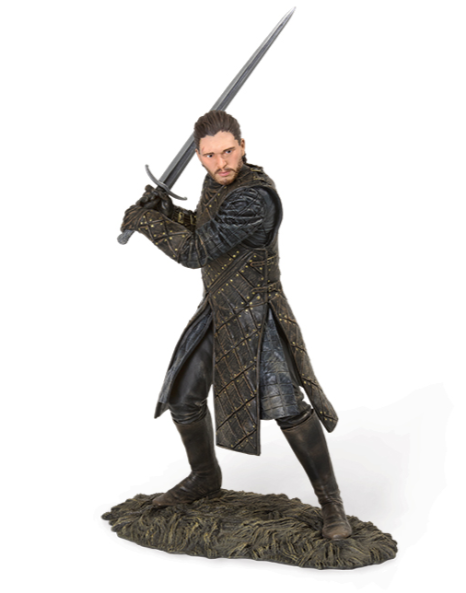 Game of Thrones Collectible Jon Snow figurine