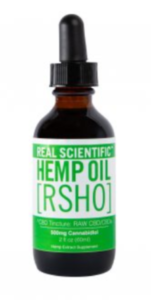 HempMeds CBD Hemp Oil Tincture Dropper Bottle