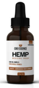 CBD Essence CBD Hemp Oil Tincture Dropper Bottle