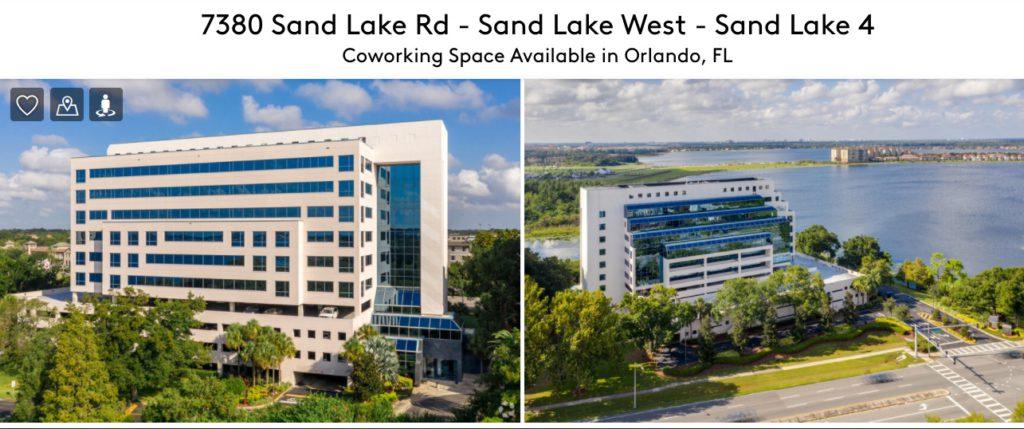 ONPASSIVE 7380 Sand Lake Rd, Orlando, FL USA