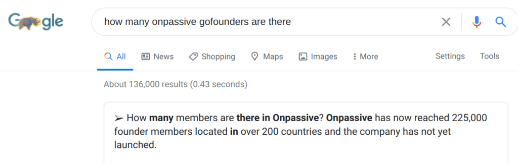 GoFounders scam continues to rake in millions but no Founder has made money.