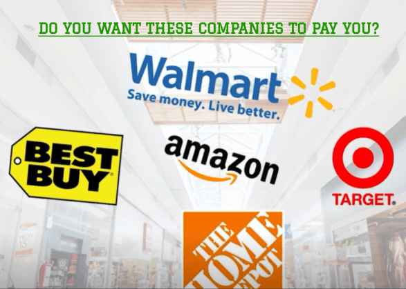 What is the best home based online business in 2021? Affiliate Marketing with companies like these.