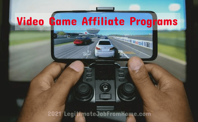 You too can be making money with video games by joining video game affiliate programs